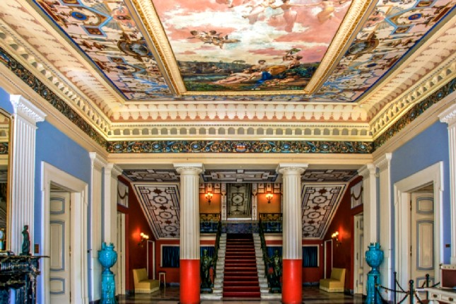 Achilleion_Palace_interior