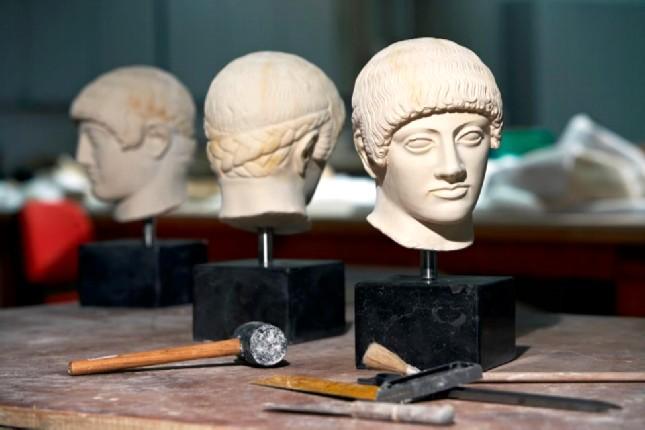Acropolis museum art