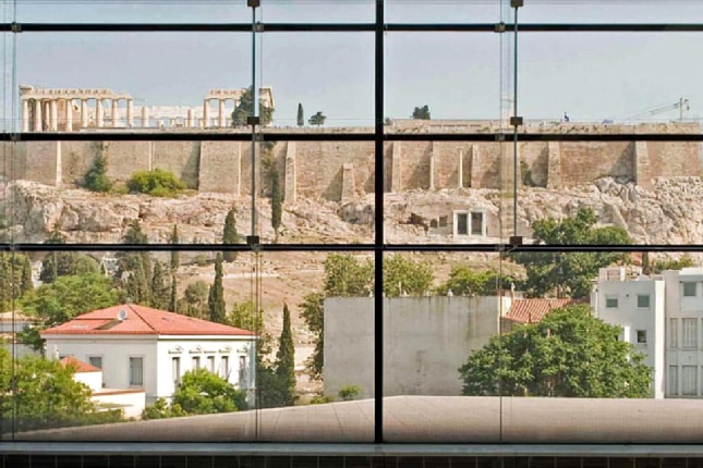 Acropolis site and museum
