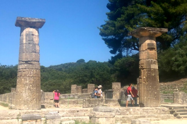 Ancient Olympia tours
