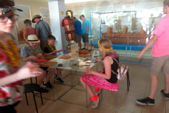 Archimedes museum tour