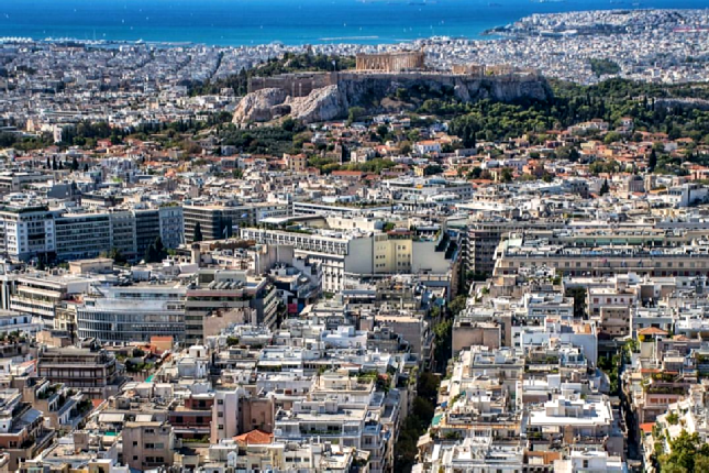 Athens capital of Greece