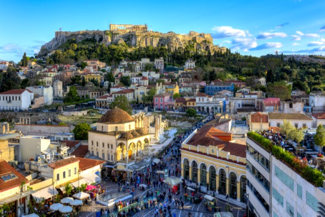 The cheapest tickets to Greece available within the past 7 days were $ Prices quoted are per person, round trip, for the period specified. Prices and availability are .