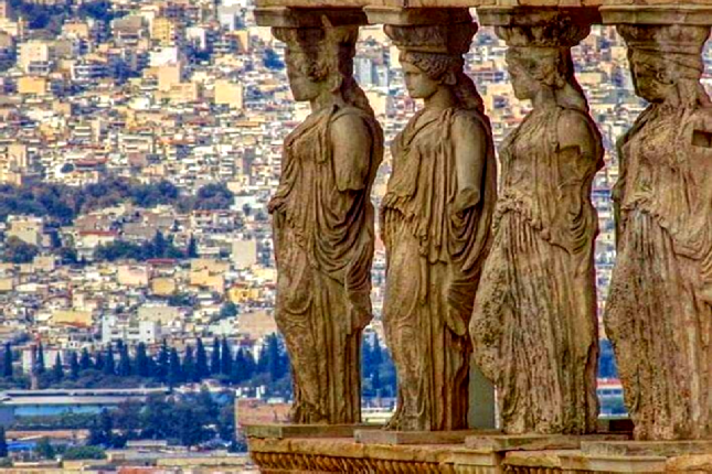 Athens tours past and present