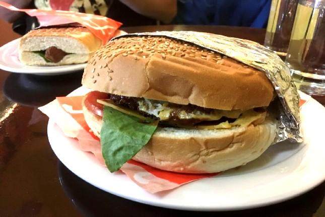 Athens vegan food