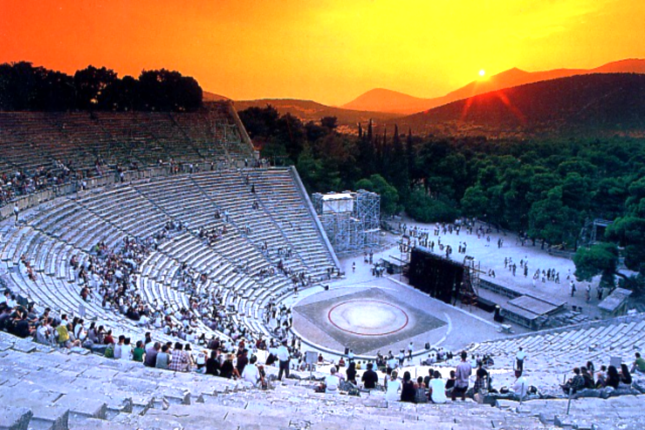 Day trip from Athens to Epidauros Theater