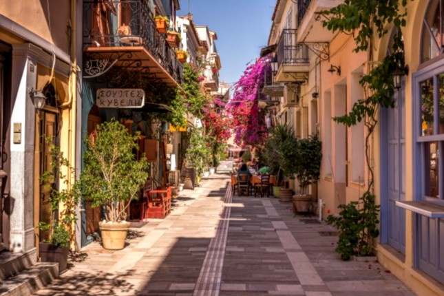 Day trip from Athens to Nafplio