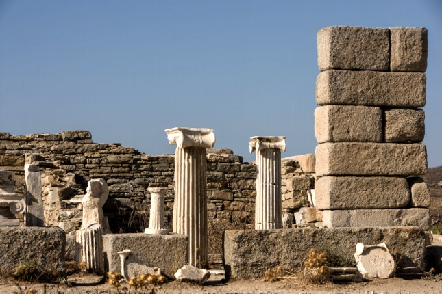 Delos_archaeological_site