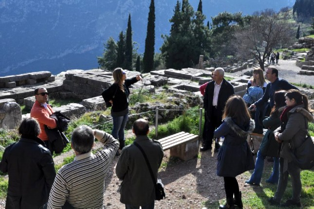 Delphi Private Guided Tours