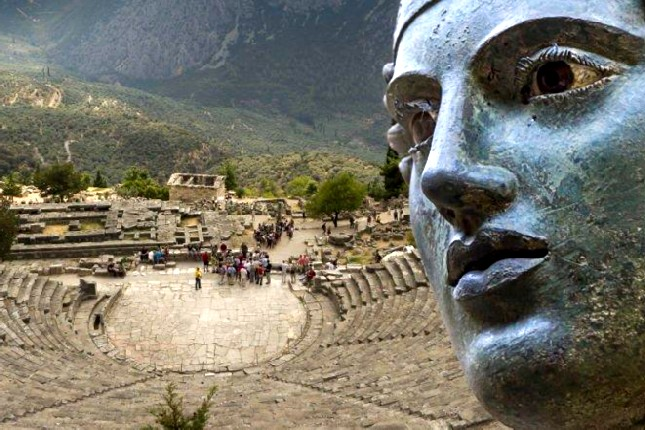 Delphi - The Navel of the Earth