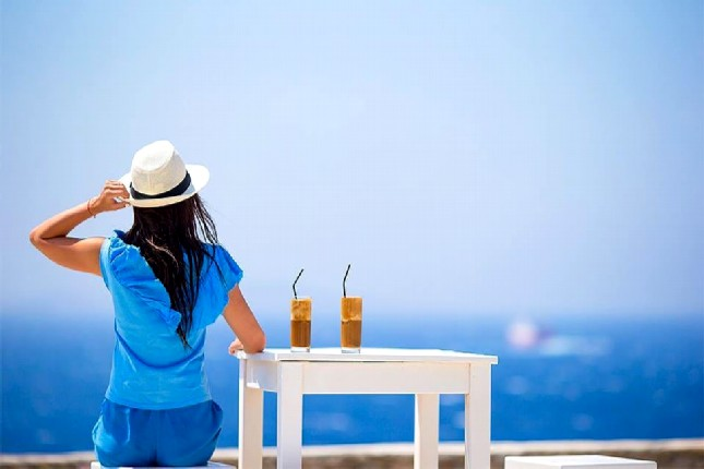 Greece is for coffee lovers
