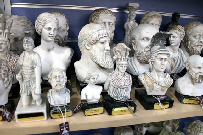Greek souvenirs