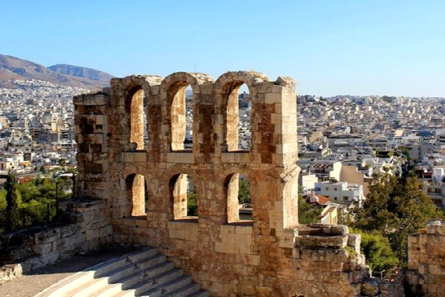 Herodes Atticus in Athens