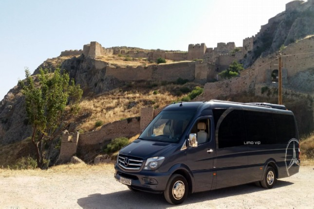 Insider's Guide to the Legendary Castles of the Peloponnese (Part I)