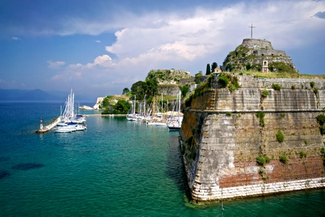 fort_in_corfu