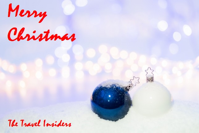 Merry Christmas from The Travel Insiders