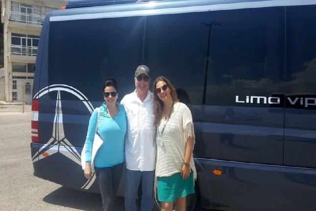 minibus Katakolon to Olympia tours