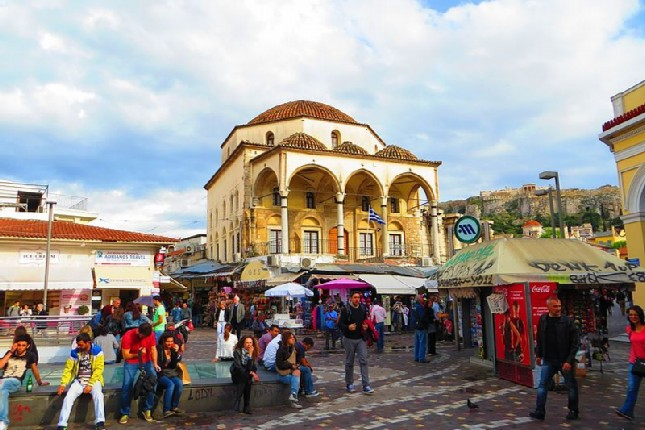 Monastiraki - A Walk in the Heart of Athens