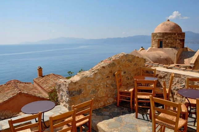 Monemvasia - On the Rock!