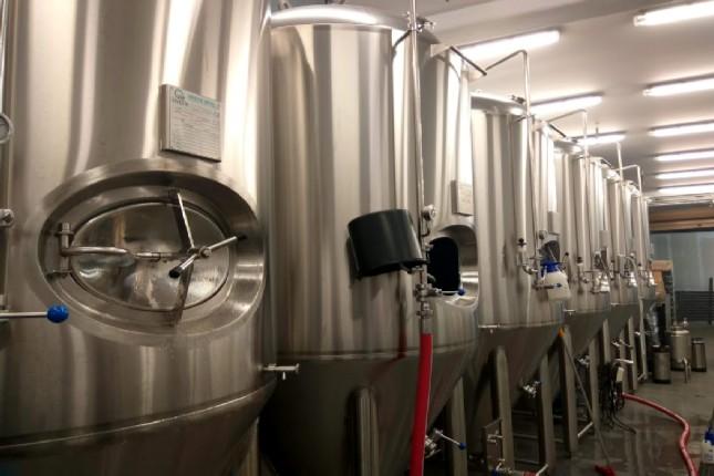 Mykonos brewery