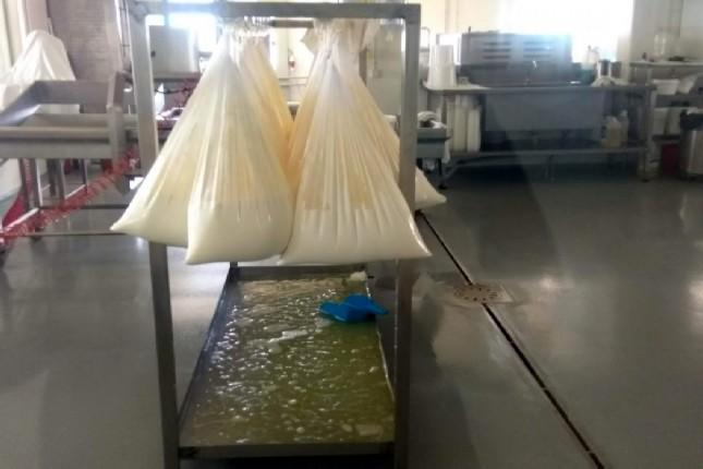 Mykonos dairy factory