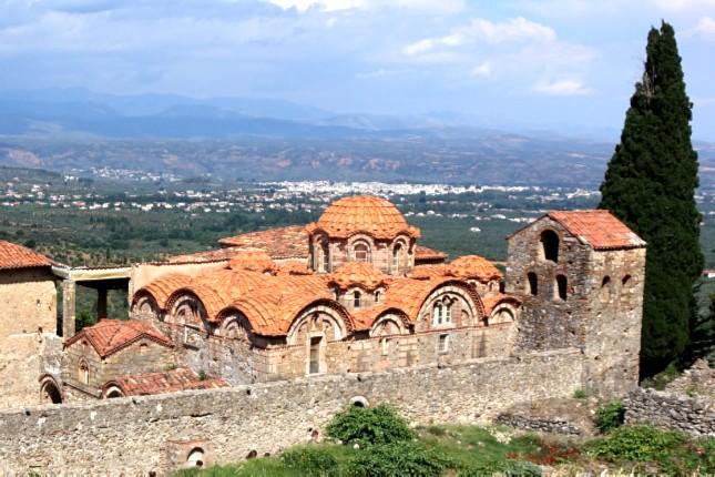 Mystras Agios Demetrios