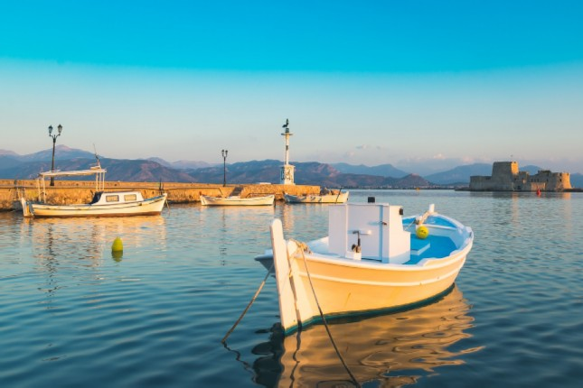 Nafplio - The Perfect Summer Escape from Athens