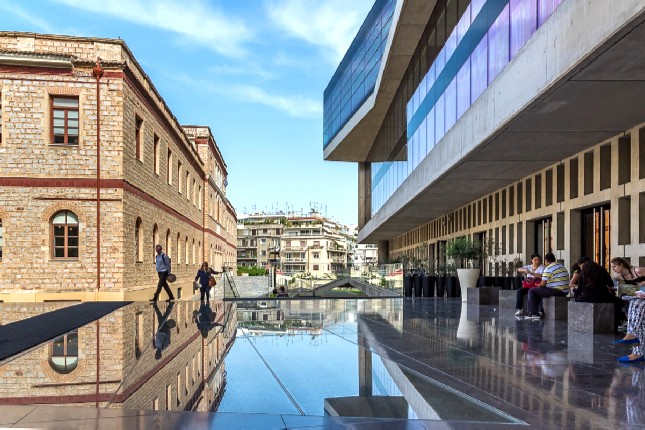 New Acropolis Museum shop