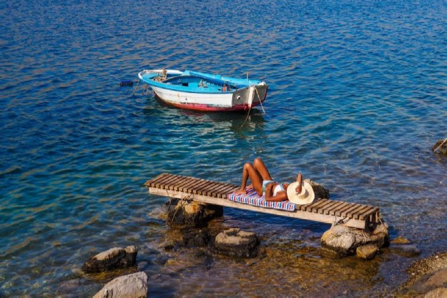 Peloponnese beach tours