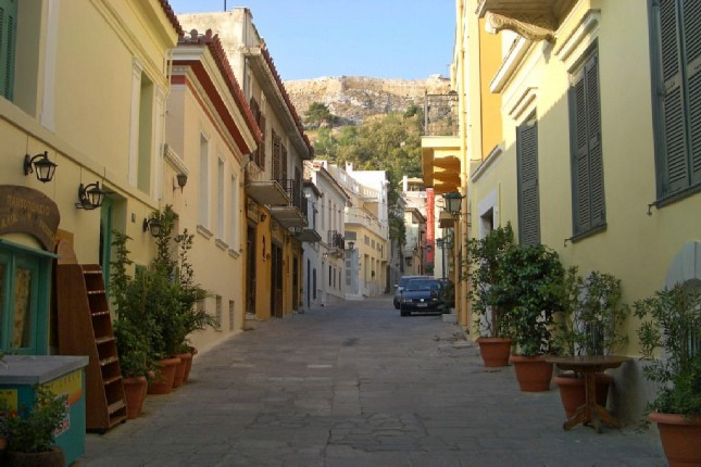 Plaka - The Oldest Neighborhood in Athens