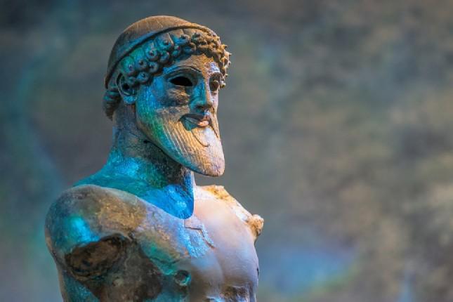God Poseidon