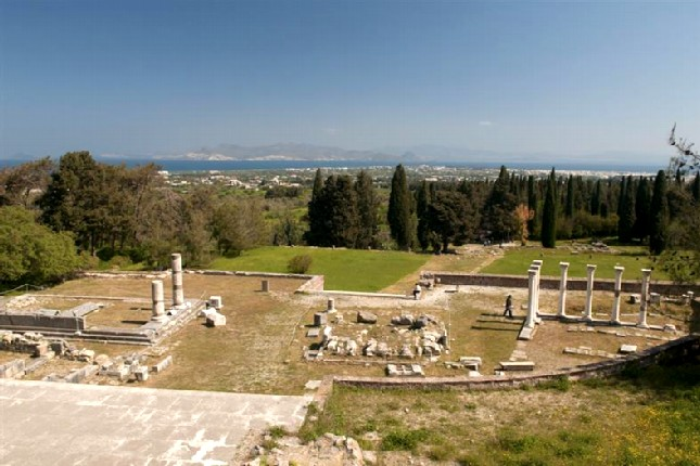 Sanctuary of Asklepios