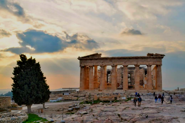 the Acropolis attraction