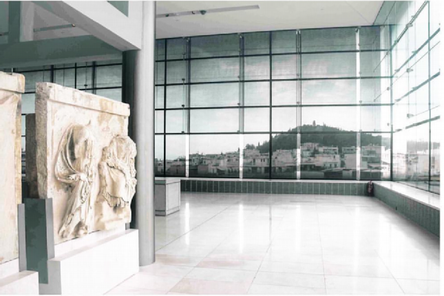 the Acropolis museum the best museum in Athens