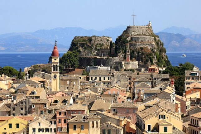 The Old Fortress and the Old Town of Corfu tours