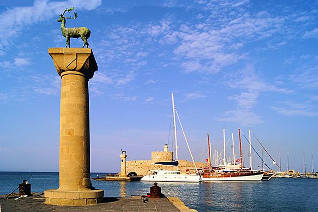THE GREEK ISLANDS 12