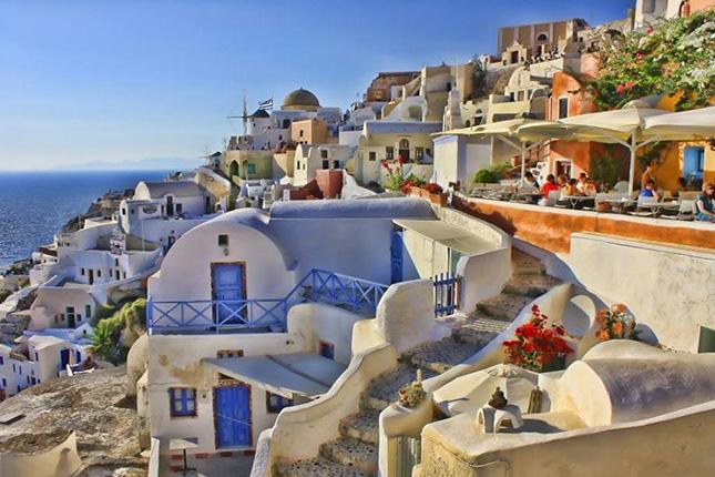 THE GREEK ISLANDS 13