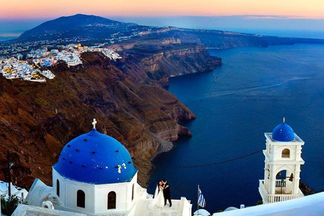 THE GREEK ISLANDS 16