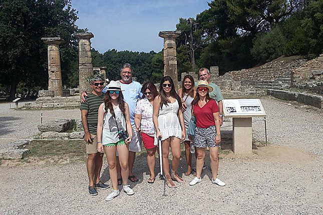 ANCIENT OLYMPIA -  OLYMPIA 18