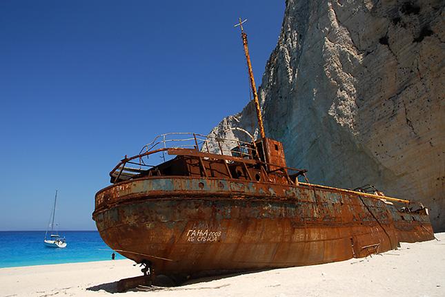 THE GREEK ISLANDS 21