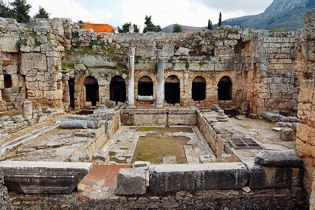 THE PELOPONNESE 2