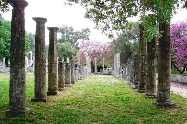 ANCIENT OLYMPIA -  OLYMPIA 4
