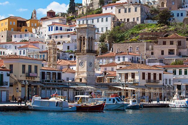 THE GREEK ISLANDS 4