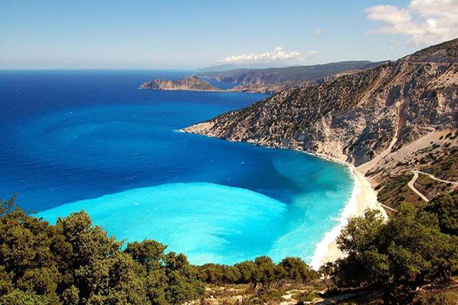 THE GREEK ISLANDS 6