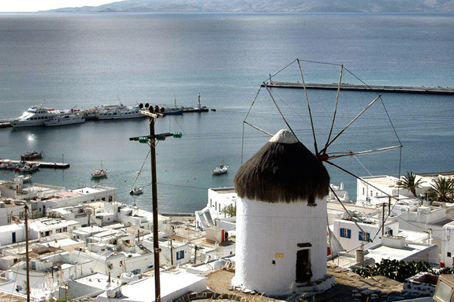 THE GREEK ISLANDS 7