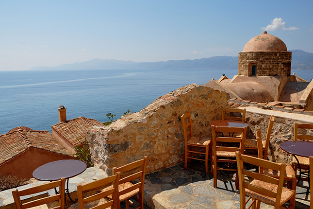 Monemvasia Castle Town - The Hidden Gem of the Medieval Peloponnese 11