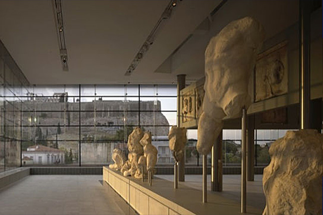 The Highlights of Athens & the New Acropolis Museum 11