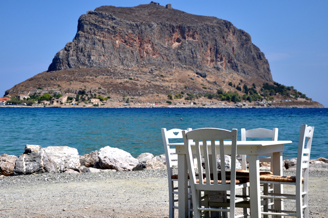 Monemvasia Castle Town - The Hidden Gem of the Medieval Peloponnese 12