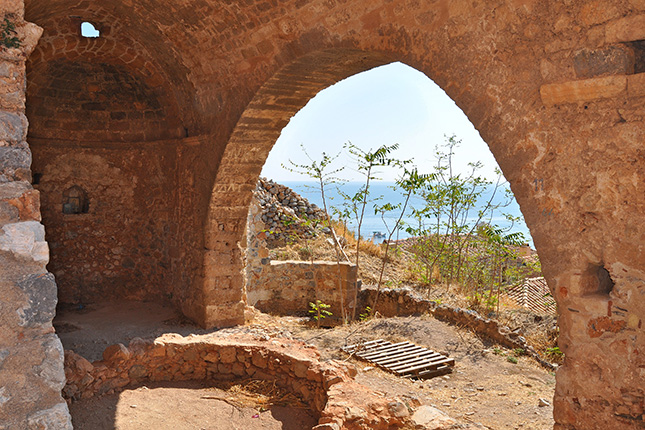 Monemvasia Castle Town - The Hidden Gem of the Medieval Peloponnese 2