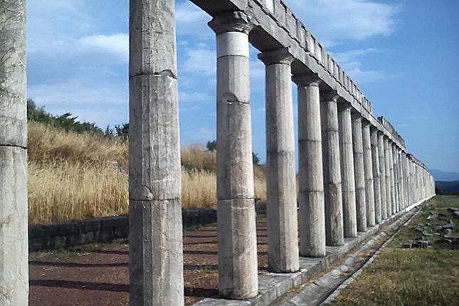 Ancient Messene & Kalamata 3